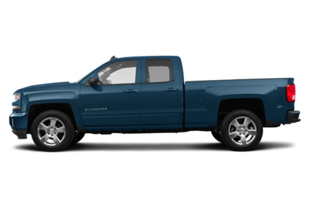 Chevrolet Silverado 1500 LT Z71 2016