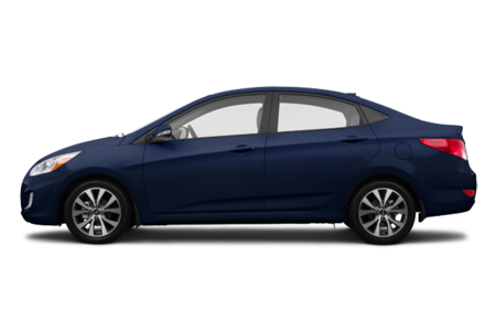 Hyundai Accent Sedan GLS 2016