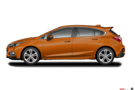 Chevrolet Cruze Hatchback PREMIER 2017