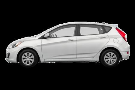 Hyundai Accent 5 Doors LE 2017