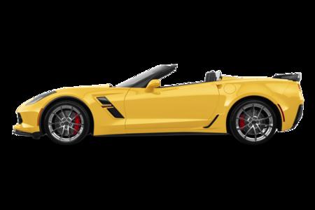 Chevrolet Corvette Convertible Grand Sport 3LT 2018