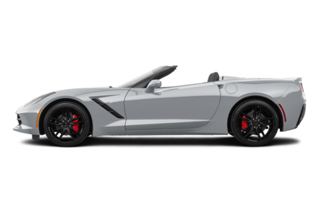Chevrolet Corvette Convertible Stingray Z51 1LT 2018