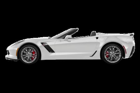 Chevrolet Corvette Convertible Z06 3LZ 2018
