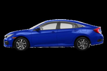 Honda Civic Sedan SE 2018