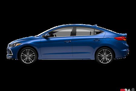 Hyundai Elantra Sport BASE 2018