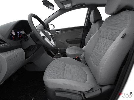 Hyundai Accent Sedan L 2017 - photo 3