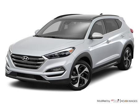 Hyundai Tucson 1.6T LIMITED AWD 2017 - photo 2