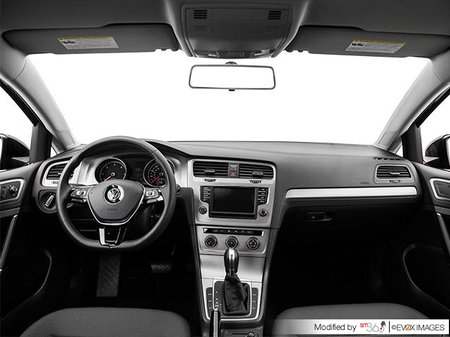Volkswagen Golf 5 portes TRENDLINE 2017 - photo 4