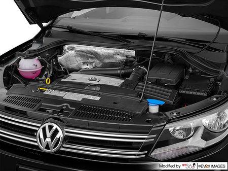 Volkswagen Tiguan TRENDLINE 2017 - photo 3