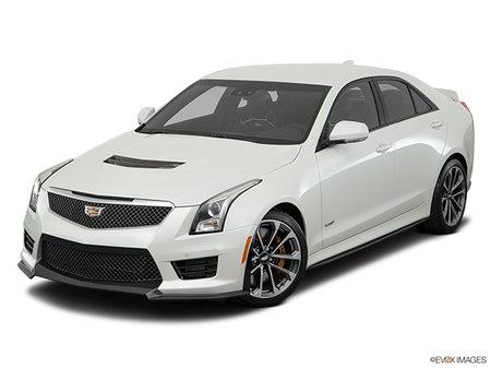 Cadillac ATS-V Sedan BASE ATS-V 2018 - photo 2