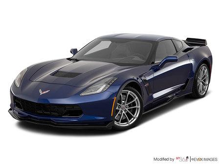 Chevrolet Corvette Coupé Grand Sport 1LT 2018 - photo 2