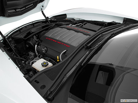 Chevrolet Corvette Coupe Stingray 1LT 2018 - photo 4