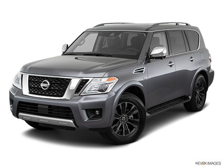 Nissan Armada PLATINUM 2018 - photo 2