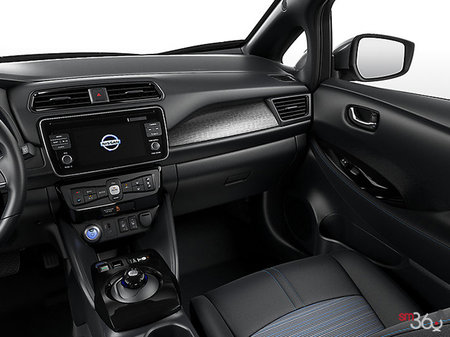 Nissan Leaf SV 2018 - photo 2