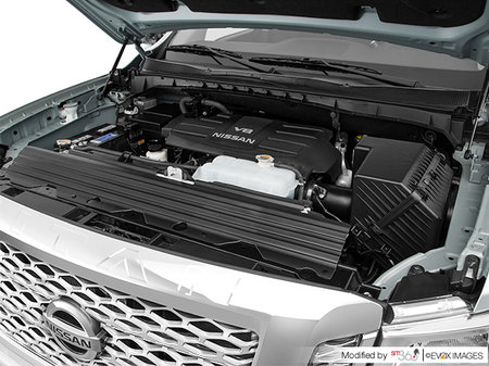 Nissan Titan XD Gas SV 2018 - photo 3
