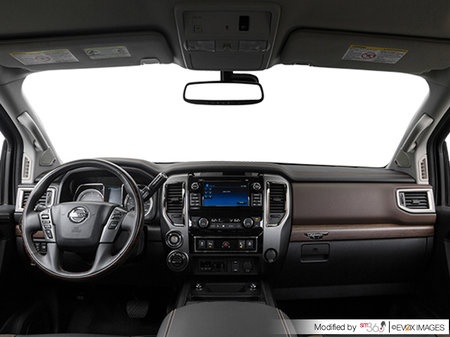 Nissan Titan PLATINUM RESERVE 2018 - photo 3