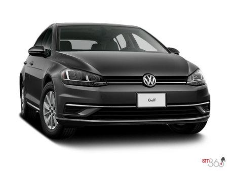 Volkswagen Golf 5 portes TRENDLINE 2018 - photo 3