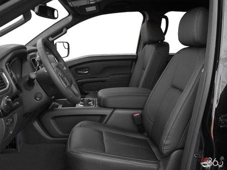 Nissan Titan SL MIDNIGHT EDITION 2018 - photo 1