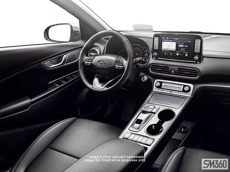 Hyundai KONA Electric PREFERRED Two-Tone 2019 - photo 3