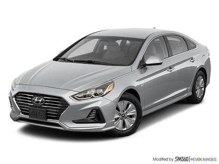 Hyundai Sonata Hybrid Preferred 2019 - photo 2