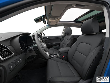 Hyundai Tucson 2.4L Luxury 2019 - photo 1