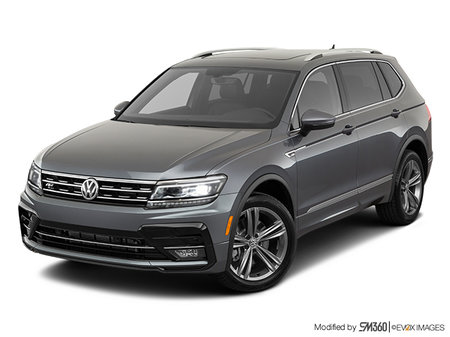 Volkswagen Tiguan HIGHLINE 2019 - photo 2