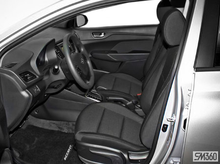 Hyundai Accent 5 doors Essential with comfort package IVT 2020 - photo 3