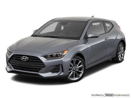 Hyundai Veloster Preferred 2020 - photo 1