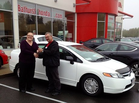 I am very happy with the service I received from Tammy and Danie! Rodolphe Duguay