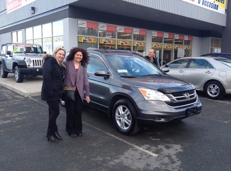 Great service from Jessica Pitre