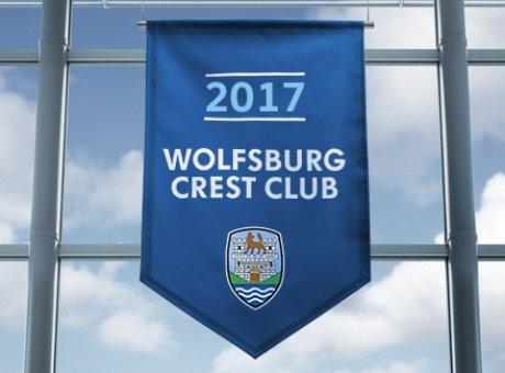 2017 Wolfsburg Crest Club