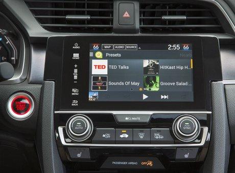2016 Honda Accord & Civic win with Apple CarPlay