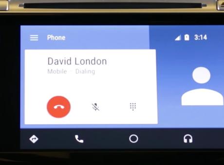 Android Auto Basics