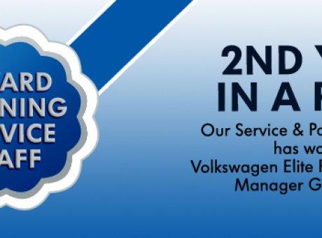 Award-Winning Service