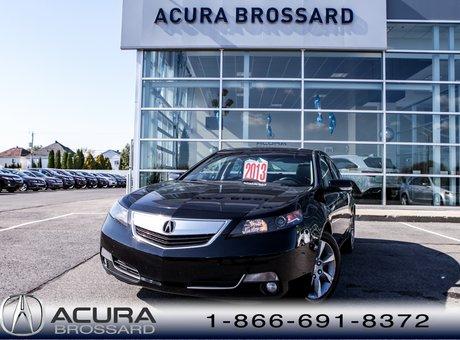 Acura TL Base 2013