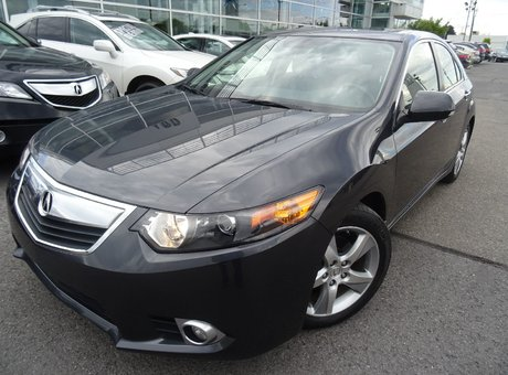 2013 Acura TSX Premium Pkg Cuir Toit Ouvrant Acura Certified