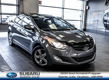 2013 Hyundai Elantra GLS TOIT MAGS AUTO *** ONLY 46$/WEEK 0$ CASHDOWN