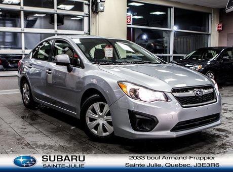 Subaru Impreza 2.0i CVT AWD SEDAN 2013 *** SEULEMENT 60$ / SEM TOUT INCLUS 0$ COMPTANT