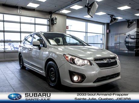 Subaru Impreza 2.0i CVT SPORT AWD HB 2013 *** SEULEMENT 67$ / SEM TOUT INCLUS 0$ COMPTANT