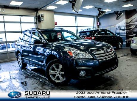 2013 Subaru Outback LIMITED AWD NAV CUIR TOIT HARMAN KARDON *** ONLY 87$/WEEK ALL INCLUDED 0$ CASHDOWN