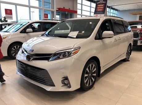 Toyota Sienna Limited 7-Passenger 2018