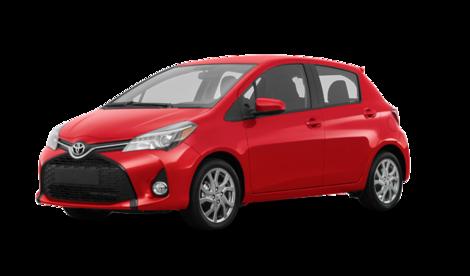 Toyota Yaris<br>2015