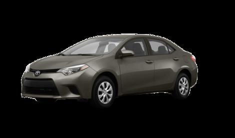 Toyota Corolla<br>2016