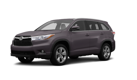 Toyota Highlander<br>2016