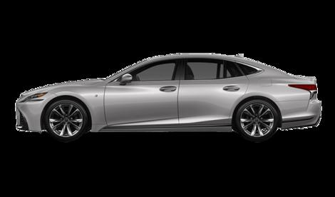2018<br> Lexus LS
