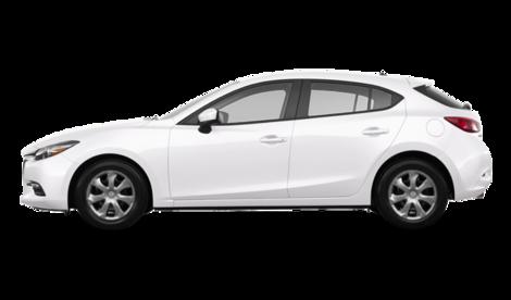Mazda 3 Sport<br>2018