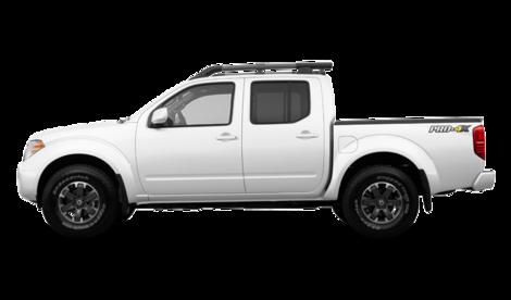2018<br> Nissan Frontier