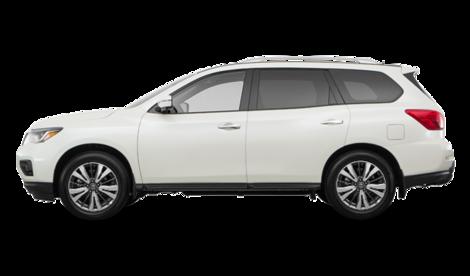 2018<br> Nissan Pathfinder
