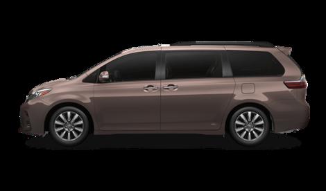 2018<br> Toyota Sienna