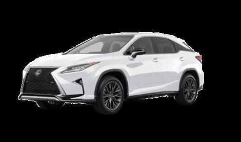 Lexus RX<br>2019